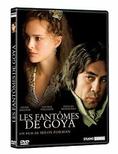 DVD *** LES FANTOMES DE GOYA *** de Milos Forman avec Nathalie Portman