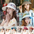 Women Protective Hat Outdoor Sun Cap Neck Face Wide Brim Visor Summer Anti-UV