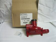 "RegO 004403W-S4 LP Compressed Gas Regulator 1/2"" NPT 1-5 PSI Out 250 PSI In J6"