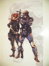 Metal Gear Solid ~ A3 Size Poster / Print ~ NEW (12)