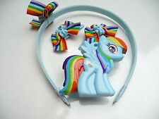 My Little Pony Rainbow Dash brush & headband set