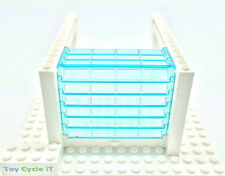 LEGO Garage Overhead Shutter With Roller Doors White City Fire Police Type 1