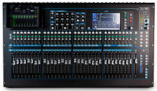 Allen & Heath QU-32 chrome digital mixer mixing desk qu32 allen and heath NEW