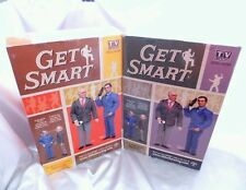 SIDESHOW GET SMART Chief & Maxwell Smart 1:6th scale 12in Action Figures NIP