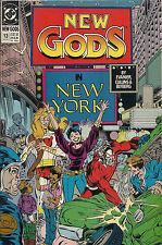 New Gods  #13   FN   (1989)