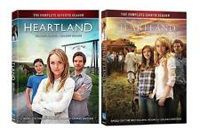 Heartland Complete Season 7 and Season 8 NEW DVD Sets