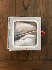 Nike Force Baby Boy Crib Shoes 3c White