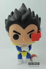 Funko Pop Anime Dragonball Z Vegeta With Glasses Action Figure Collection No Box