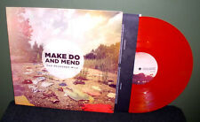 """Make Do and Mend """"End Measured Mile"""" LP OOP /97 Touche' Amore Title Fight"""