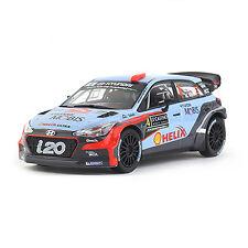 Hyundai Motorsport NEW Generation World Rally Car i20 WRC Mini Car 1:38 Diecast