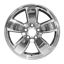 "17"" NEW FORD ESCAPE 2008 - 2012 FACTORY STYLE CHROME CLAD WHEEL RIM 3680"