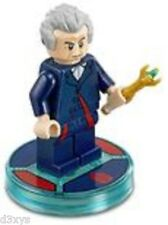 "Lego Dr Who "" The Doctor"" from 71204 ready to make with sonic screwdrivers"