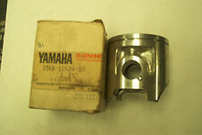 YAMAHA NOS .50MM 2ND O/S PISTON 1981 YZ125 3N8-11636-10