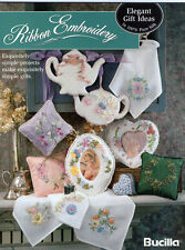 Silk Ribbon Embroidery Book Elegant Gift Ideas~Ribbon Embroidery***