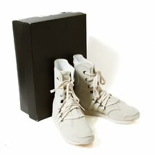 Yohji Yamamoto FEMME BOXING BOOT S83032 Size 8(K-40015)