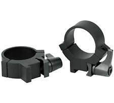 NEW Warne Scope Mounts 7.3 Series Ring 11mm Dovetail 30mm QD Matte 22 LR 314LM