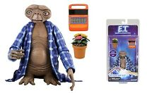 NECA E.T THE EXTRA-TERRESTRIAL SERIES 2 TELEPATHIC E.T. ACTION FIGURE 2012
