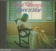 PAUL MAURIAT - Love is blue - CD 1987 MINT CONDITION