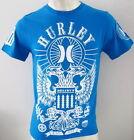 HURLEY 'BELIEVE' Mens Premium T-shirt Top Tee Size S M L XL XXL blue