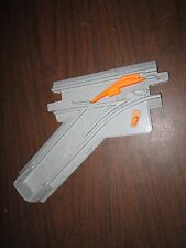 Fisher Price Geo Trax Intersection Switch Straight Train Replacement Piece Grey