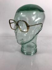 """Vintage Ladies Sunglasses Eyeglasses Frame Riviera """"GIOIA"""" Green/Brown 52-14"""