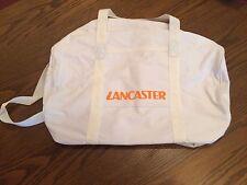 Original Lancaster 80er Jahre Reisetasche Tasche Handtasche Umhängetasche NEU