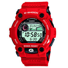 Mens Casio G-Shock G-Rescue red digital watch G-7900A-4ER