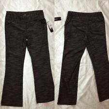 Womens work Buisness pants Size 11 Grey w/ Pockets Mymichell 100% Cotton $42 NEW
