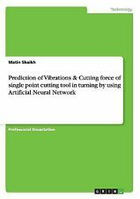Prediction of Vibrations & Cutting Force of Single Point Cutting Tool in...