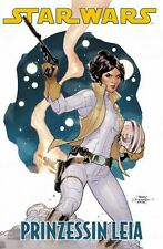 STAR WARS SONDERBAND (88): PRINZESSIN LEIA deutsch (US 1-5) TERRY DODSON Marvel