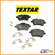 Front Mini Cooper S Countryman R60 Disc Brake Pad Set Textar D81204T / 2398401