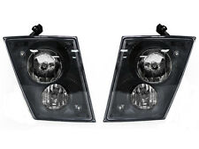 Volvo 2003 - 2011 Vn Vnl Truck With Daytime Running Fog Light Lamp Pair Set