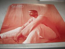 "TASHAN LOVE IS FOREVER 12"" Single NM Chaos 42-77241 1993"
