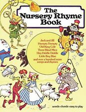 The Nursery Rhyme Book Sheet Music P V G Book NEW 014023588