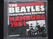 The Beatles featuring Tony Sheridan - Hamburg 1961 (CD) Made in Australia