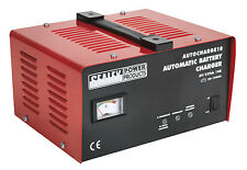 Sealey AUTOCHARGE10 Battery Charger Electronic 10Amp 6/12V 230V