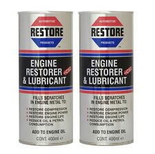 HOW TO REPAIR ANY DIESEL ENGINE WITH ENGINE RESTORE OIL