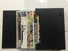 Mini Comic Book Carry On Storage Box, Portfolio Carrying Case, FREE SHIPPING