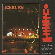 Iceburn  – Poetry Of Fire     New cd  in seal   ( Jazz Rock Fusion)