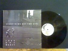EVERYTHING BUT THE GIRL  Love And Money  LP  French press.   Lovely copy  !!