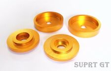 Super GT Solid Diff Mount Bushes Front Spec R For Toyota Mark ll  JZX90 JZX100