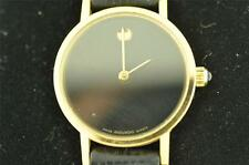 LADIES ZENITH MOVADO WRISTWATCH CALIBER 105 RUNNING FOR REPAIR
