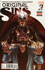 Original Sins #3 New / Near Mint Marvel 2014 Digital Code Included **21