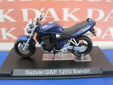 Die cast 1/24 Suzuki GSF 1200 Bandit by Ixo