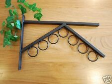 Iron Wall Mounted Clothes Rack Hanger Display Fashion Shop TR003