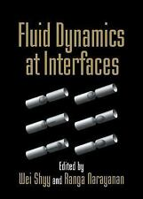 Fluid Dynamics at Interfaces (1999, Hardcover, Abridged)