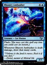 ILLUSORY AMBUSHER Commander 2015 Magic MTG cards (GH)