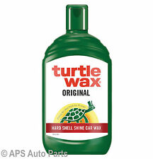 Turtle Wax Original Liquid Polish 500ml Hard Shell Shine Car Wax Auto Care New