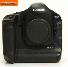 Canon EOS 1D MK IV  Digital SLR Camera Body,Battery+ Free UK Post