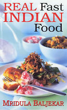 Real Fast Indian Food,GOOD Book